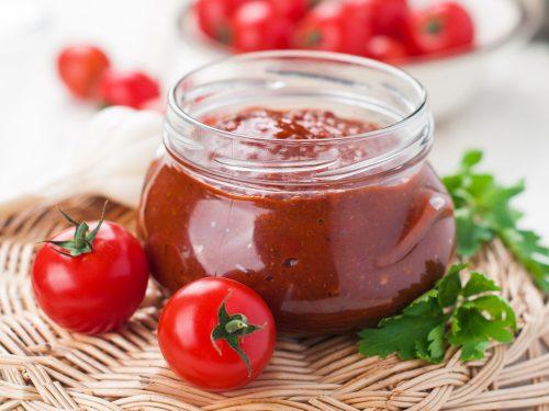 Как готовить томатную пасту