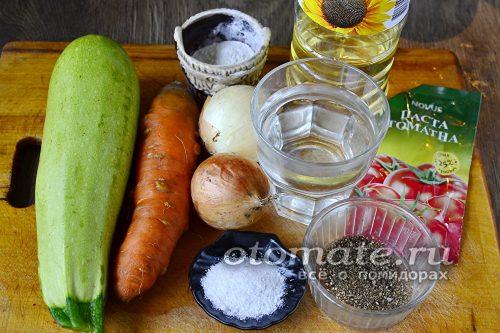 продукты для икры