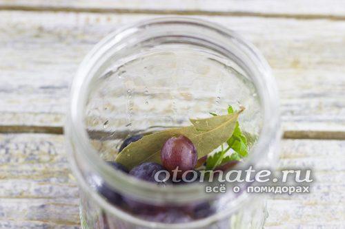 Заложим виноград