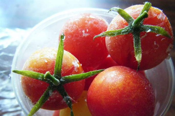 Несколько советов, как заморозить помидоры на зиму