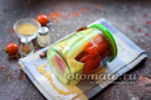 овощная заготовка