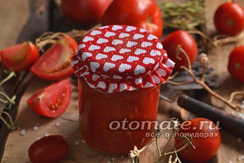 помидоры в соку