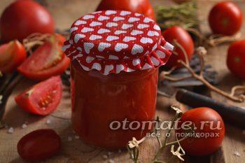 томаты в соку