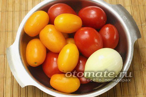 помидоры для маринования