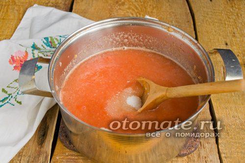 готовим пюре из овощей