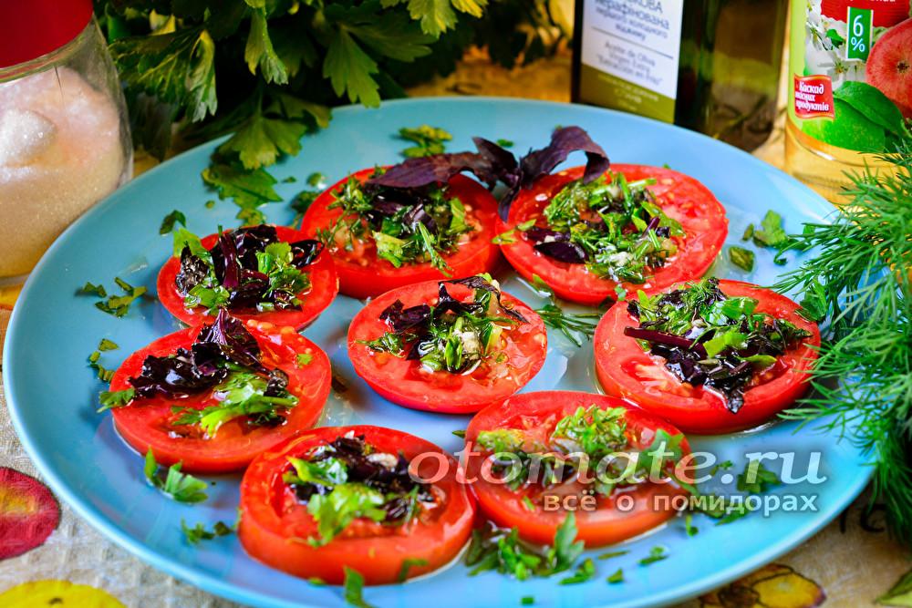 помидоры по итальянски фото укрытия