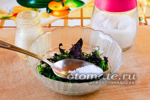 приготовить соус