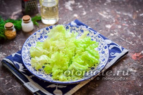 салат на каждый день