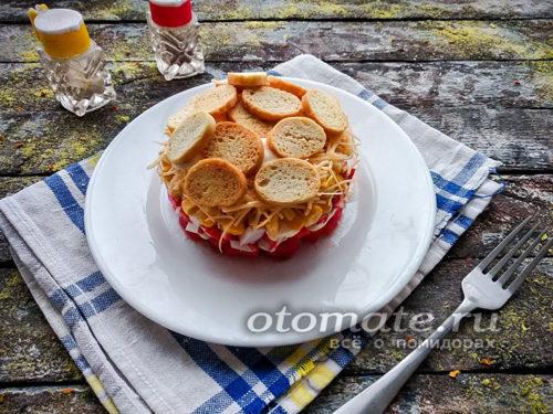 салат коррида