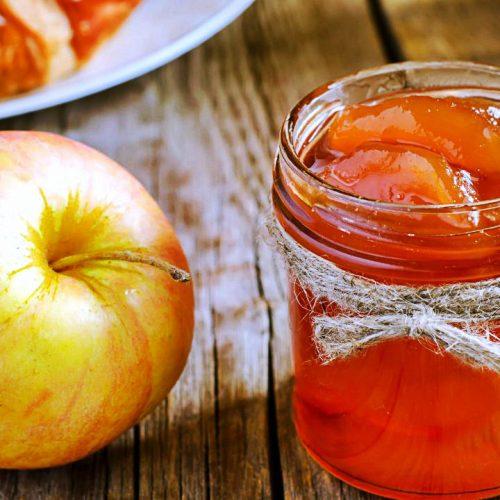 Морковно-яблочное варенье