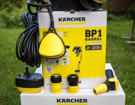 Насос BP 1 Barrel Set от Karcher
