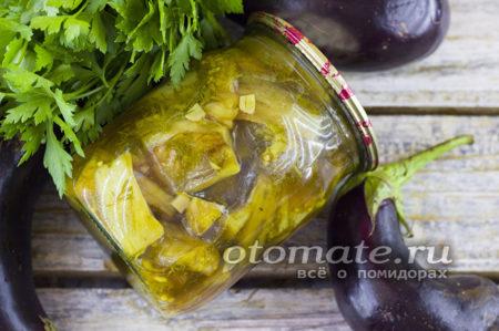 Жареные баклажаны со вкусом грибов