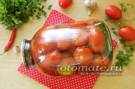 помидоры квашеные