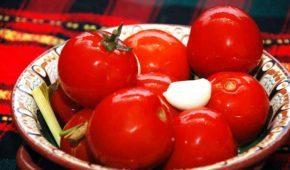 Миниатюра к статье 5 лучших сортов помидор для засолки