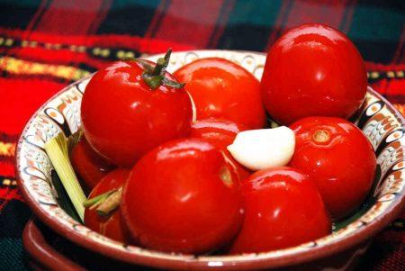 томаты для засолки
