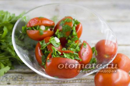 томаты улетные
